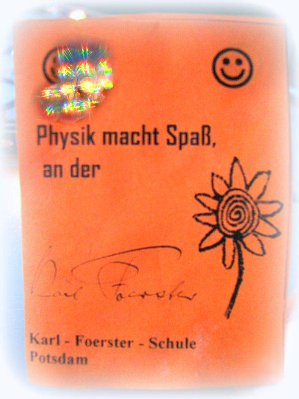 Physik macht Spaß